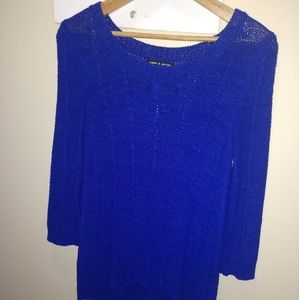 Cable & Gauge sweater - size S